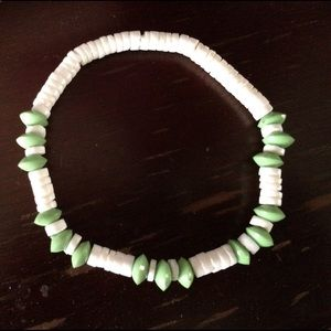 3/$15 Shell bracelet from Hawaii in the 1980's